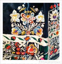 Sublime Stitching - Resplendent Dress at Fowler Museum until July 14, 2013