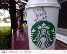 need coffee...why not zoidberg?