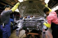Auto #Manufacturing, #Detroit and New Regions of Strength