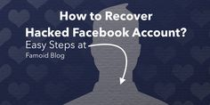 How To Recover Hacked Facebook Account in 2020? - [Updated] Old Facebook, Hack Facebook, Facebook Users, How To Use Facebook, Facebook Profile, Facebook Likes, Hack Password, One Time Password, Fb Hacker