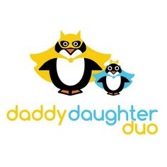Design logo to embody the love of daddies for their little girls by Lydia ✄ design