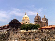 Cartagena, ciudad amurallada - walled city