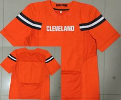 Cleveland Browns #1 Corey Coleman Nike Orange Elite 2016 Draft ...
