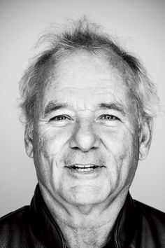 Bill Murray: i love him