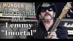"Makinária Rock - Lemmy ""Imortal"" (Clipe Oficial HD)"