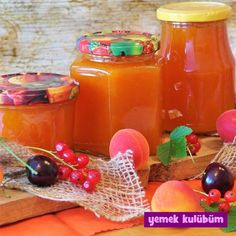 Decorative Glass Mason Jars for Kitchen Gift Ideas - The Gift Ideas List Site Peach Chutney, Apple Chutney, Tomato Chutney, Best Survival Food, Emergency Preparedness Food, Salsa Dulce, Jam Recipes, Fermented Foods, Hot Sauce Bottles
