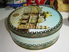 cajas galletas antiguas - Buscar con Google