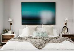 frame, bed, inside, bedroom, wood