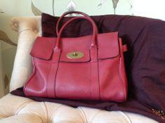 Red Mulberry Bayswater Handbag   eBay