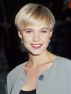 The 31 Most Iconic Pixie Cuts of All Time.... holy crap, I had this exact haircut in 98! lol