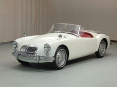 Gotta love the Brits...MG Roadster This was my first car!!!!  Wish I had it back!!