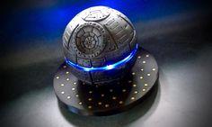 Star wars death star cake - Cake by Vanessa