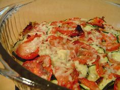 zucchini rice gratin by Elly Says Opa, via Flickr