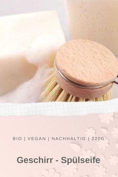 Umweltfreundlich Abspülen ohne Plastik: natürlich biozertifiziert! Aloe Vera, Zero Waste, Vegan, Food, News, Organic Beauty, Game, Tablewares, Crete