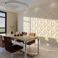 Aryl Panel Decorativo 3D ¡Impresionantes resultados de alta decoración! http://3dcora.es/home/16-aryl.html