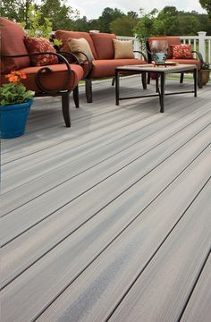 Grey Composite Deck