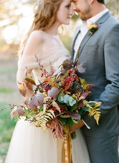 Romantic Fall Farm E
