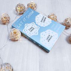 John green let ot snow winter lights blue book reading fall cozy autumn
