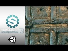 Bitmap2Material 3 for Unity 5 - YouTube