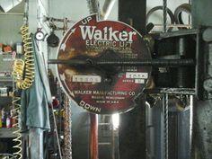 Walker Electric Lift