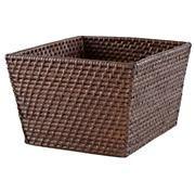 Rattan I Am Storage Collection Shelf Basket in Tabletop Storage