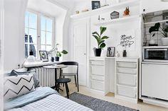 10m² mini studio