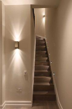 Wall lights for landings
