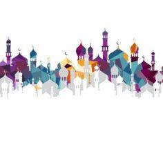 Ramadan kareem mosque eid al adha Vector and PNG Ramadan Cards, Mubarak Ramadan, Islam Ramadan, Ied Mubarak, Eid Mubarak Banner, Eid Mubarak Vector, Eid Al Adha, Eid Mubarak Greetings, Islamic Art