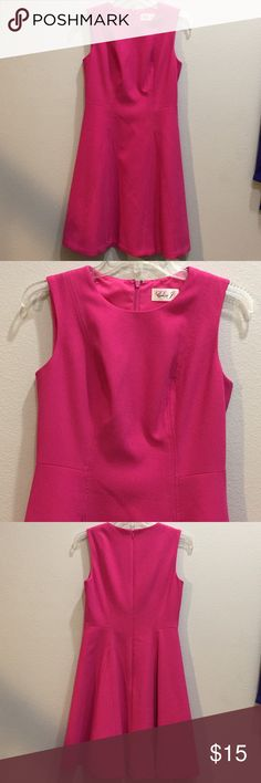Eliza Pink Dress Eliza J Pink Dress Eliza J Dresses Midi