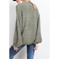 Laurenda Eyelash Sweater