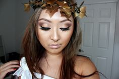 Fashionista804 Makeup Tutorial halloween makeup