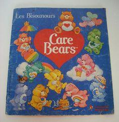 Care Bears / Bisounours Panini album