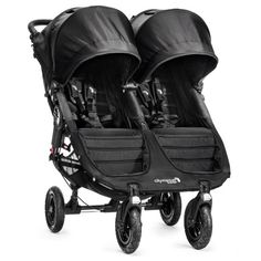 The Baby Jogger City Mini GT Double is the next generation of the City Mini Stroller. Buy your Baby Jogger City Mini GT Double in Black here. City Mini Double Stroller, Double Baby Strollers, Double Stroller Reviews, Twin Strollers, Best Double Stroller, Baby Jogger Double, Single Stroller, Baby Jogger City, Baby Jogger Stroller