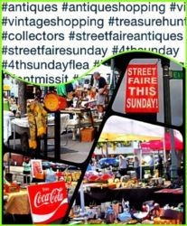 Torrance Antique Street Faire August 28, 2016  #Southbay #Events #WhatsHappeningInTheSouthBay #TorranceFarmersMarket