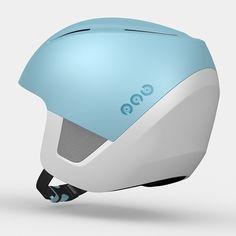 Snowboard Helmet Concept 02 on Behance Product Design #productdesign