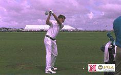 Ian Poulter Slow Motion Golf Swing