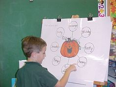 pumpkin bubble map