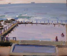 John Bokor, Afternoon Pool, 2011