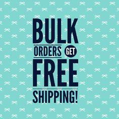 Free shipping - bulk orders katrinkawagoner.myrandf.com