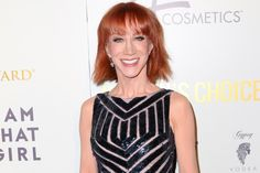 Kathy Griffin Fainted Onstage at the End of Dublin Performance