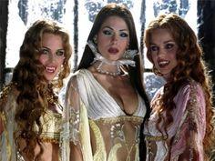 Прекрасные вампирши из «Ван Хельсинга»