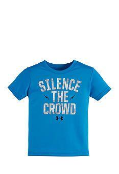 Under Armour® Silence The Crowd Tee Toddler Boys  - Belk.com