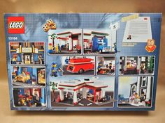 Lego Town Plan 10184 SHIP to Worldwide Brand New SEALED | eBay