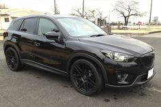 View Murdered Out Photo 16196992 of 13lack1ce's 2012 Mazda CX-5