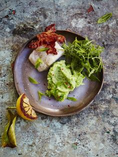 Grilled Cod | Fish Recipes | Jamie Oliver Recipes