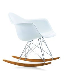 Eames Rocking-chair-Chair RAR