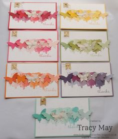Stampin' Up! UK - Butterfly CASE