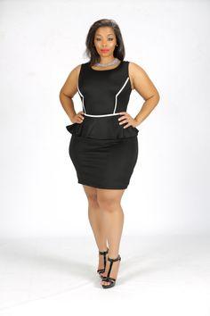 Bella Rene' Plus Size Fashion | Signature Collection & Bella Bodycon
