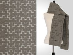 Steve Rousseau Designs • Breno Rectangular Shawl • Crochet Pattern • Isager Alpaca 1 23