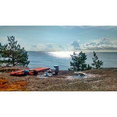 Finland wilderness.